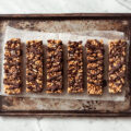 Chocolate PB Rice Bars Copyright ©Vegan Yack Attack
