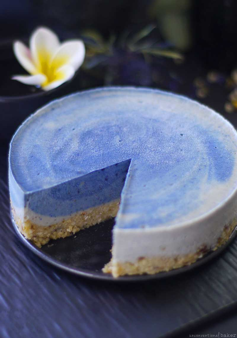 Blue Surf Cake