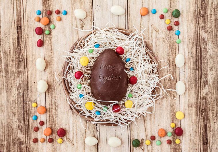 chocolate vegan easter gifts