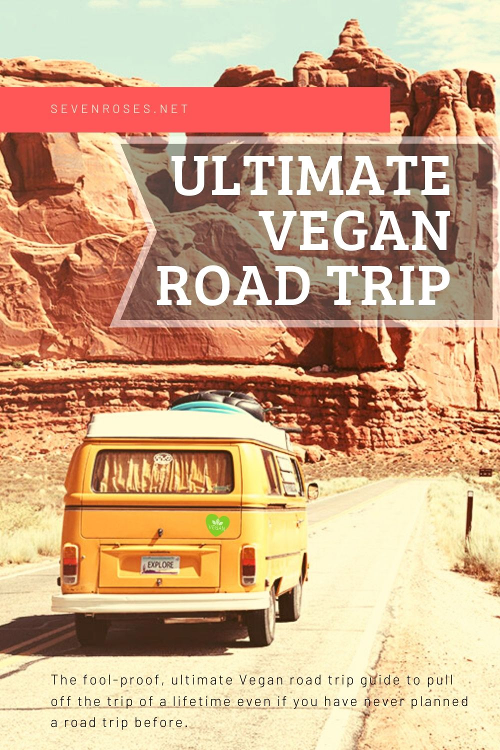 A useful guide to the ultimate Vegan road trip