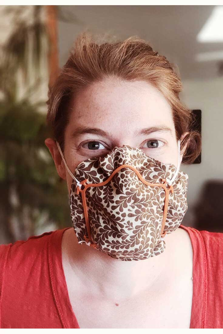 DIY Face Mask Frames