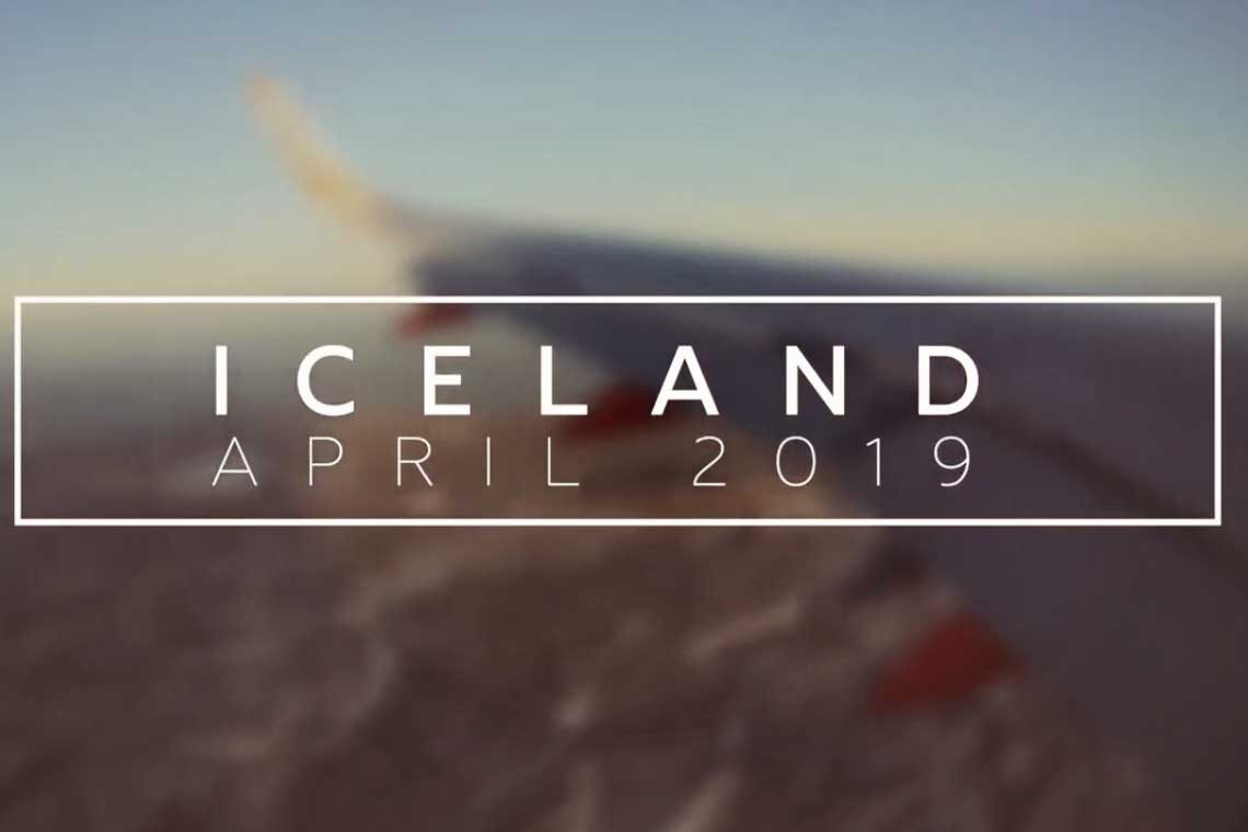 Our Southern Coast of Iceland video is finally online