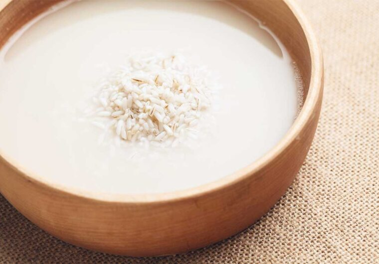 Haircare DIY: How to make rice water for super hair growth