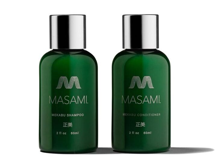 Masami TRAVEL SIZE SHAMPOO AND CONDITIONER