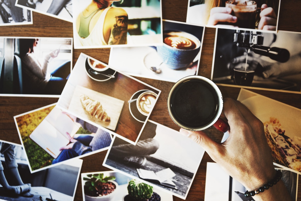 join a creative challenge: 30 pictures in one month